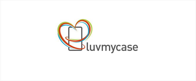 Brand design. Luvmycase by mrjonnywood